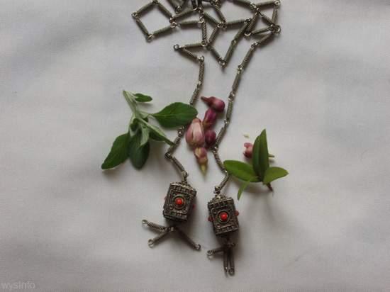 Late 18th or early 19th century Yemenite jewelry